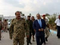 وزير الداخلية يؤكد على توحيد مهام واداء الأجهزة الأمنية في العاصمة عدن