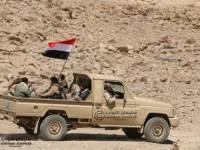 تقدم جديد لقوات الجيش في نهم ومقاتلات التحالف تدمر آليات في مسورة