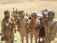مصدر يؤكد تواجد قائد اللواء الثالث عروبة في الصفوف الأمامية بالجوف وينفي شائعات الحوثيين