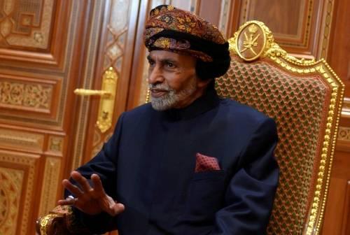 وفاة السلطان قابوس بن سعيد سلطان عمان
