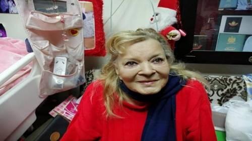 تدهور الحالة الصحية للفنانة نادية لطفي