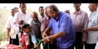 نائب محافظ لحج وعدد من المسئولين يفتتحون المعرض البيئي بمدرسة عباس الحسيني