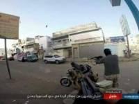 """عدن.. مقتل جندي وإصابة آخر وداعش يتبنى العملية """"صور"""""""