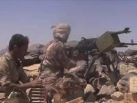 قوات الشرعية تتوغل بمحافظة صعدة وتقترب من «مخبأ» زعيم الحوثيين