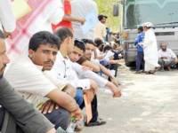 السعودية ترّحل عشرات الآلاف من المغتربين اليمنيين منذ بدء تطبيقها لقوانين العمل الجديدة