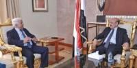نائب الرئيس يطلع على الإجراءات الاحترازية للحد من انتشار فيروس كورونا في اليمن