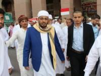 الوزير عطية يودّع الحجاج اليمنيين العائدين إلى أرض الوطن