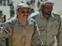 بالصور.. الجنرال الأحمر يظهر ببزته العسكرية في صنعاء