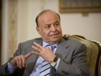 الرئيس هادي يبشر بصرف مرتبات الموظفين ويؤكد وصول أموال ضخمة الى عدن