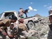 الجيش يستعيد مواقع مهمة جنوب مأرب ومقاتلات التحالف تدمر تعزيزات حوثية