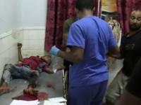 قصف حوثي يودي بحياة امرأة وإصابة 10 بينهم أطفال في تعز