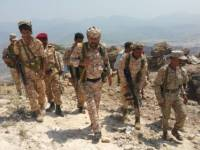 العميد الجبولي يتفقد معسكرات طورالباحة والأحكوم ويشدد على رفع الجاهزية القتالية