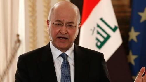 رئيس العراق: أعددنا قانون انتخاب جديدا يحقق العدالة