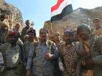 رئيس الأركان يتفقد الأوضاع في بيحان ويبارك انتصارات الجيش الوطني