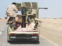 سقوط عشرات القتلى الجرحى والأسرى من الحوثيين في تجدد المواجهات بجبهة الساحل