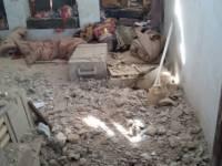 الحوثيون يستهدفون مقر لواء عسكري دفع بآلاف المقاتلين لمواجهتم ونجاة قائده