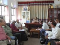 محافظ لحج يشكل لجنة استلام وتسليم بين قيادتي مكتب التربية السابقة واللاحقة