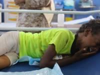 استشهاد وجرح 4 مدنيين بينهم طفل بقصف حوثي على تعز