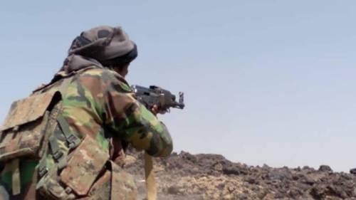 مصرع عشرات الحوثيين في جبهة المشجح غربي مأرب