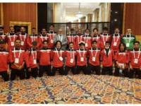 منتخب اليمن يصل الدوحة