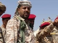 قائد محور طور الباحة بلحج يتفقد أحوال المقاتلين والمرابطين في جبهات القتال
