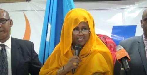 من هي المرأة الصومالية التي تسعى للفوز بالرئاسة ؟
