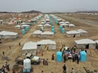 لجنة الطوارئ بالجوف تقر إنزال فرق استجابة عاجلة إلى مخيمات النزوح