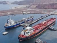 وصول الدفعة الرابعة من منحة المشتقات النفطية السعودية إلى عدن