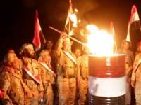 قائد العسكرية الثالثة يوقد شعلة الذكرى الـ59 لثورة الـ26 من سبتمبر المجيدة